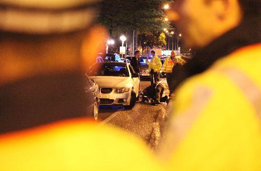 Polizeikontrollen In Stuttgart Nach Der Partynacht Ab Die Werkstatt
