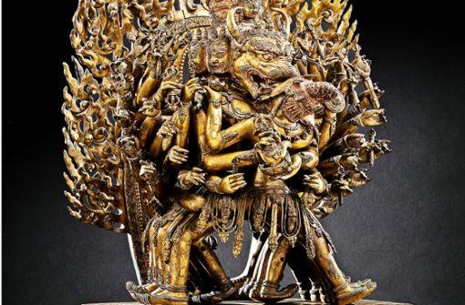 9,5 Millionen für Bronze-Figur