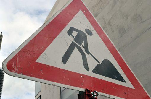 Baustelle bei Köngen bringt römische Straße zum Vorschein