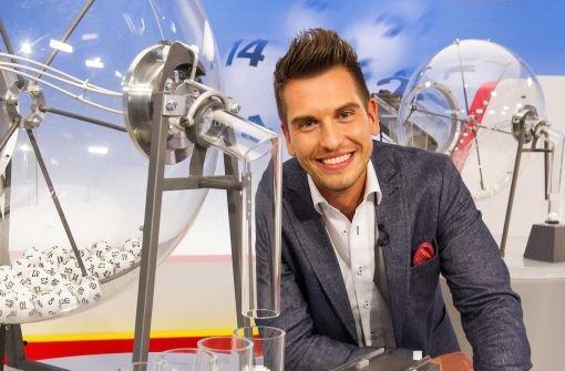 Männliche Lotto-Fee besteht Premiere mit Bravour
