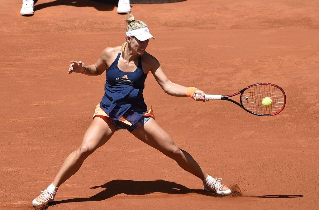 Angelique Kerber hat sich wieder auf Position eins der Welt gespielt. Foto: dpa