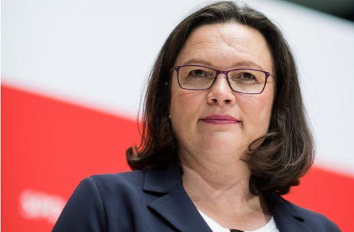 Nahles will Sanktionen für junge Hartz-IV-Empfänger abschaffen – CDU hält dagegen