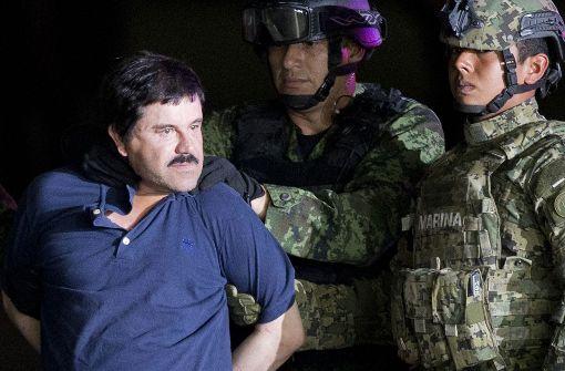 """Mexiko liefert """"El Chapo"""" an die USA aus"""