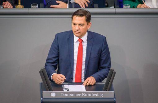 """""""Bundestag muss endlich einbezogen werden"""""""