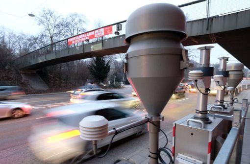 CDU: Bäume fällen für bessere Luft am Neckartor