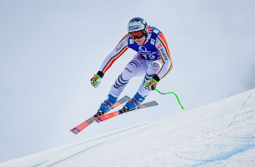 Ski-Ass Thomas Dreßen bei Sturz an Schultern verletzt