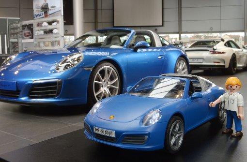 Mit Mercedes und Porsche ins Kinderzimmer