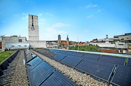 Warum die Stadt beim Klimaschutz hinterherhinkt