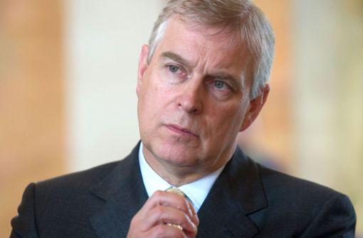 Opferanwältinnen fordern Stellungnahme von Prinz Andrew