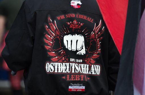 Osten anfällig für Rechtsextremismus