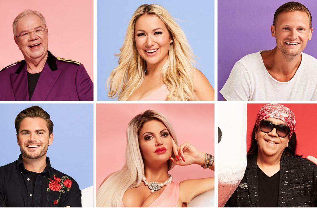 """Sat.1 lädt die Zuschauer auch 2018 wieder zu """"Promi Big Brother"""" ein. Foto: Sat.1"""