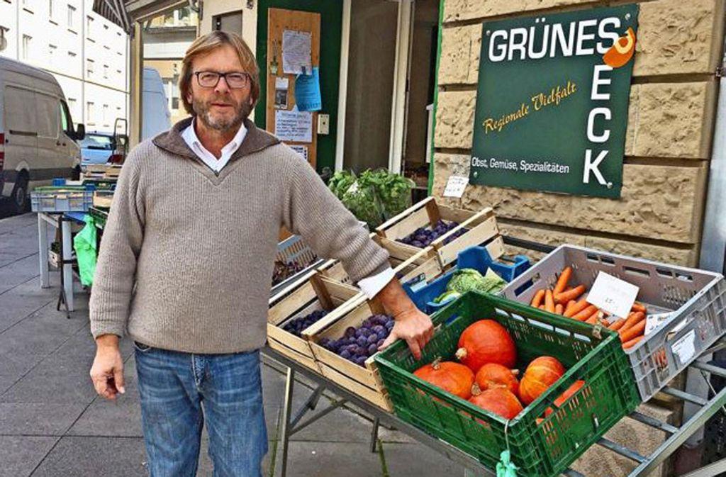 Reinhard Riesch ist im Westen aufgewachsen – und dort geblieben. Foto: Joe Bauer