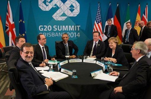 Kein gemeinsamer Nenner in Ukrainekrise