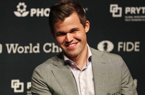 Schach-Weltmeister Carlsen gewinnt Top-Turnier