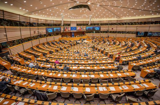 Vertrag im Europaparlament gebilligt
