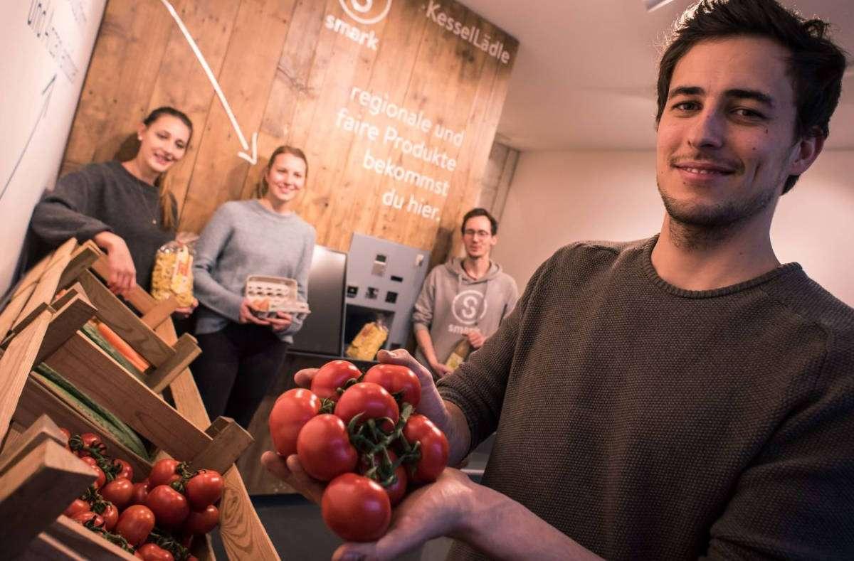 Faire Mode, Restaurants mit Bio-Qualität, nachhaltige Lebensmittel und Apps: Wir verraten euch, wo und wie ihr in Stuttgart nachhaltig shoppen könnt. Foto: Lichtgut/ Max Kovalenko