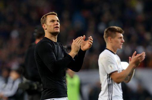 Wird nicht gegen England spielen: Manuel Neuer. Foto: Pressefoto Baumann