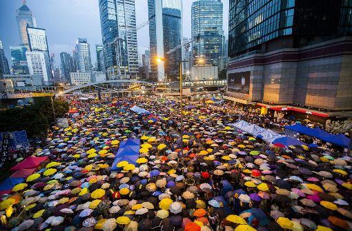 Hongkong bleibt ferngesteuert