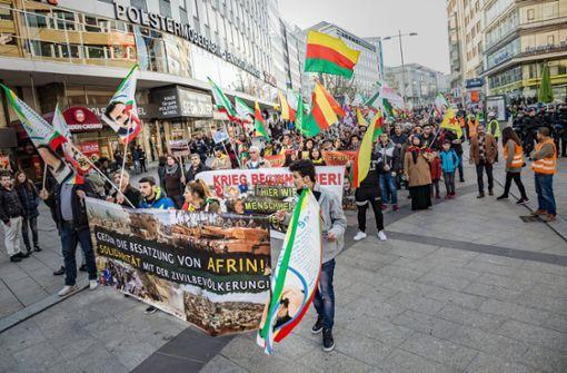 Konflikte zwischen Kurden und Türken in Deutschland befürchtet