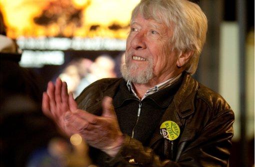 S21-Kritiker Gangolf Stocker ist zu einer Geldstrafe verurteilt worden. Foto: Rudel/Hass