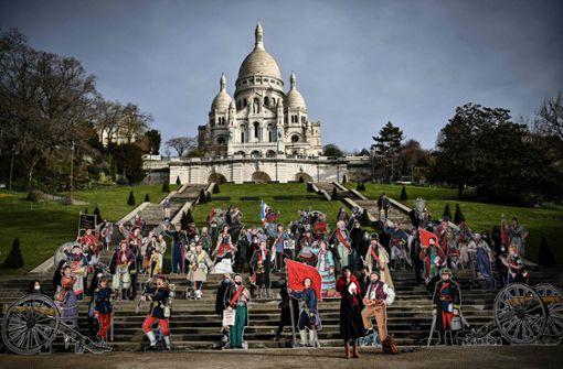Als in Paris die Revolution ihre Kinder fraß