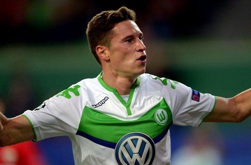 Wolfsburg jubelt dank Julian Draxler