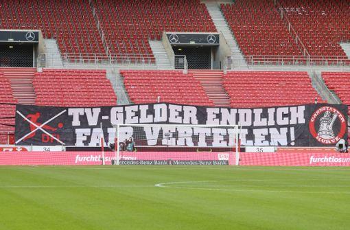14 Bundesligisten wollen inoffiziell über TV-Gelder beraten