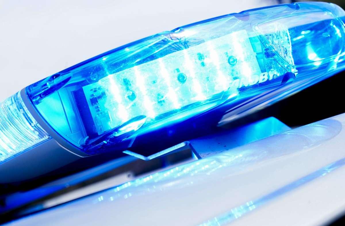 Die Polizei hat nach einer körperlichen Auseinandersetzung zwei Männer gefesselt, die einen Vater und seinen Sohn in der S-Bahn beleidigt hatten. Foto: imago images/Political-Moments/ via www.imago-images.de