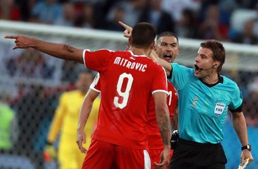 Kein zweiter WM-Vorrundeneinsatz für Schiedsrichter Brych