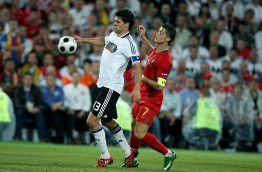 Deutschland: Ronaldos Angstgegner