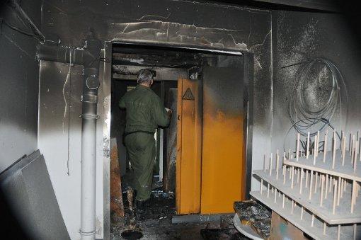 Brandursache noch immer unklar