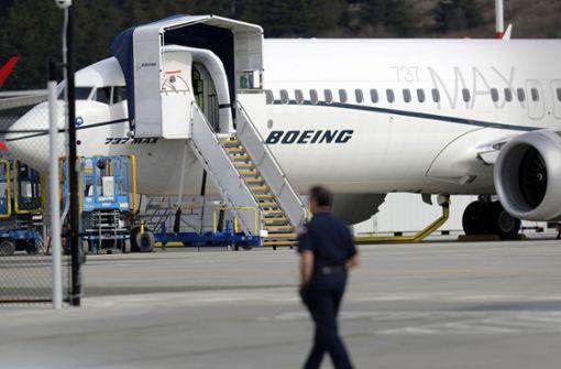 Schwächen der Boeing 737 Max