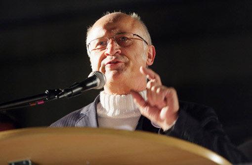 Pfarrer Bräuchle zum Rapport