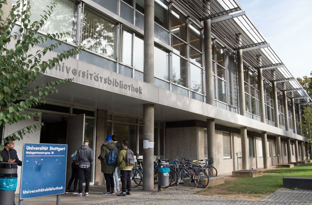 Ratten haben  Bücher der Universitätsbibliothek im Wert von 200000 Euro zerstört. Foto: Oliver Willikonsky