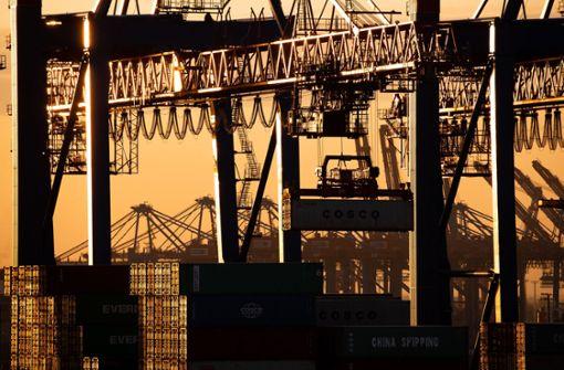 Exportwirtschaft  schreibt  den Iran ab