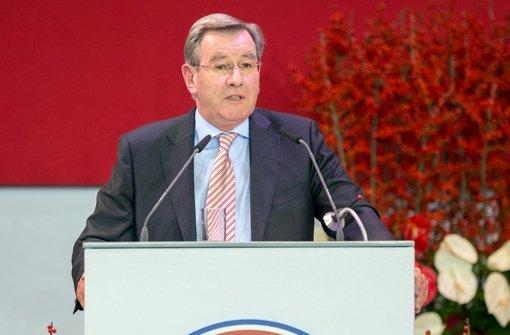 Wird Karl Hopfner neuer Präsident?