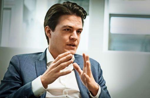 SPD-Kreispartei greift Marian Schreier an