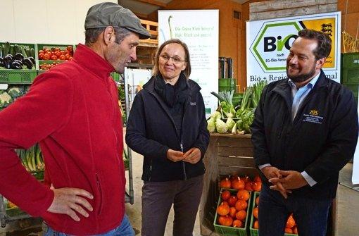 Nachfrage nach regionalen Lebensmitteln wächst