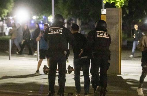 Polizei nennt erste Hintergründe zu den Ausschreitungen