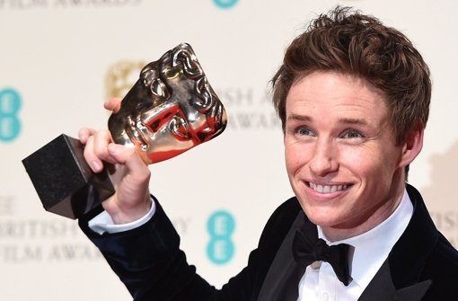 Redmayne bei Harry Potter-Spin-Off