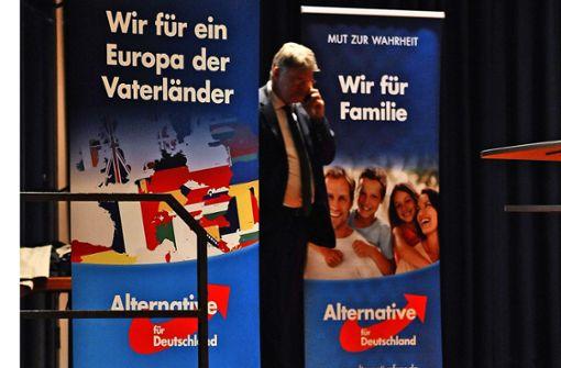 AfD bröselt im Kreistag