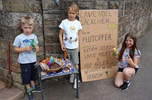 Wie sich Fellbacher Kinder engagieren