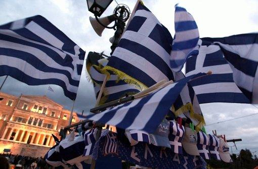 EU-Finanzminister warten Referendum ab