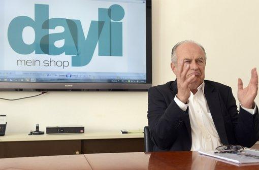Der österreichische Investor Rudolf Haberleitner will ehemalige Schlecker-Filialen wiederbeleben Foto: dapd