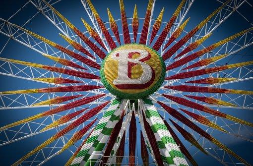 Mehr als 600 Straftaten beim Stuttgarter Frühlingsfest
