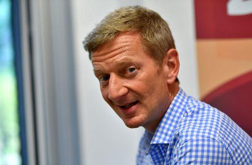 Michael Kessler ist Wolfgang Bosbach