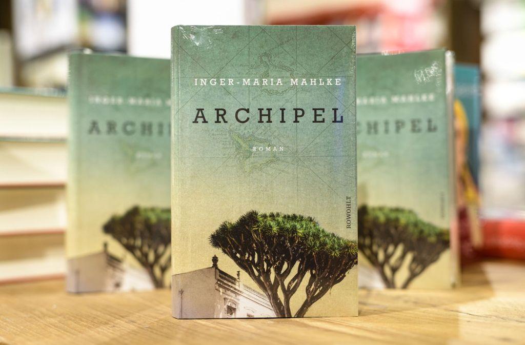 """Inger-Maria Mahlke wurde für """"Archipel"""" mit dem Deutschen Buchpreis ausgezeichnet. Foto: dpa"""