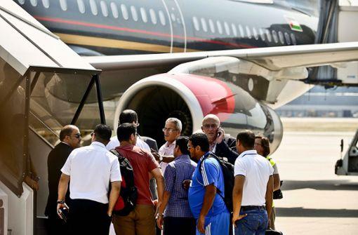Die libysche Botschaft in Berlin sollte nichts merken