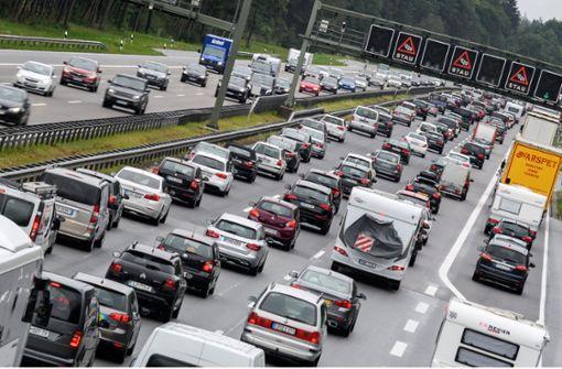 Staaten suchen nach Lösungen für weniger Lastwagen