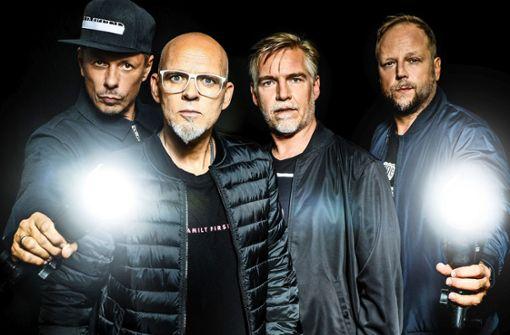 Die Fantastischen Vier geben drei Konzerte in Waiblingen